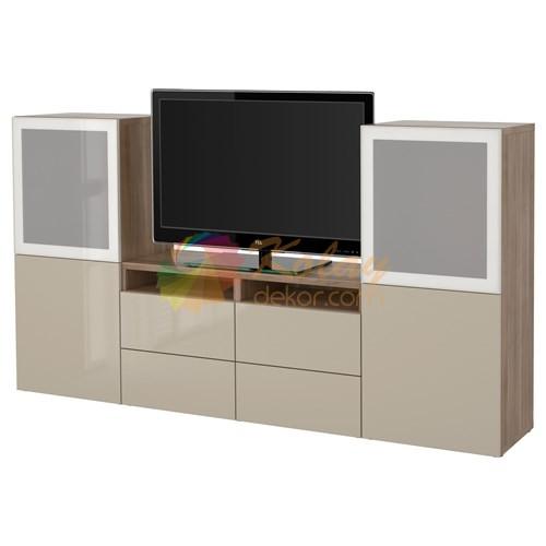 IKEA 2015 TV Unitesi Modelleri – 2 –  Besta : Selsviken