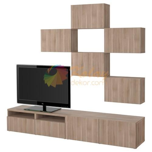 IKEA 2015 TV Unitesi Modelleri – 3 –  Besta : Lappviken