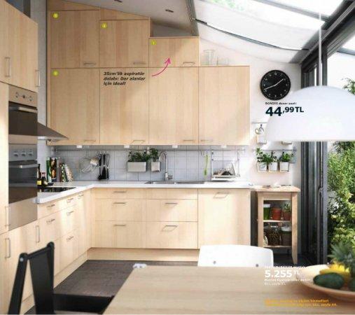Ikea-Hazır-Mutfak-Fiyatları Ikea Mutfak Dolapları