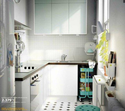 Ikea-Hazır-Mutfak Ikea Mutfak Dolapları