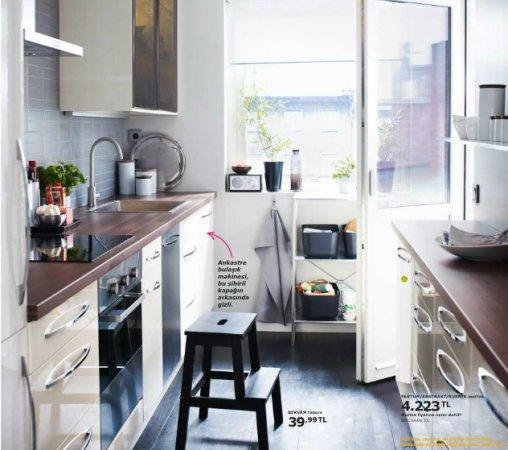 Ikea-Mutfak-Dolap-Düzenleyici Ikea Mutfak Dolapları