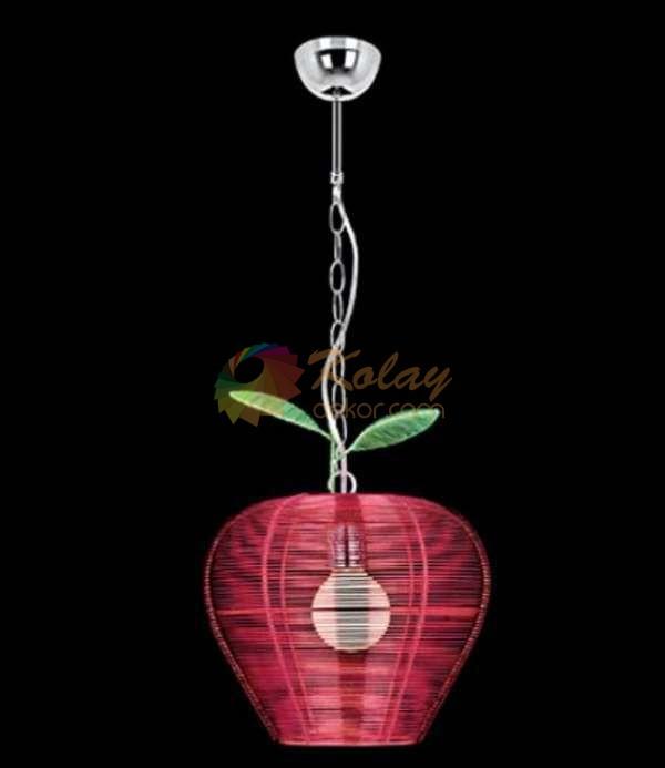 Ilginc-mutfak-avizeleri-15-Apples-Avize İlginç Mutfak Avizeleri