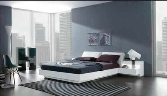 Japon-Stili-Yatak-Odası-Dekorasyonu Japon Tarzı Yatak Odaları
