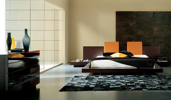 Japon-Tarzı-Yatak-Odası-Mobilyaları Japon Tarzı Yatak Odaları