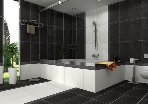 Kütahya-seramik-banyo-dekorasyon Kütahya Seramik Banyo Fayansları