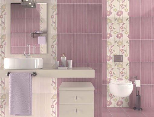 Kütahya-seramik-banyo-fayans-desenleri Kütahya Seramik Banyo Fayansları