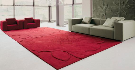 Kırmızı Halı Dekorasyonları