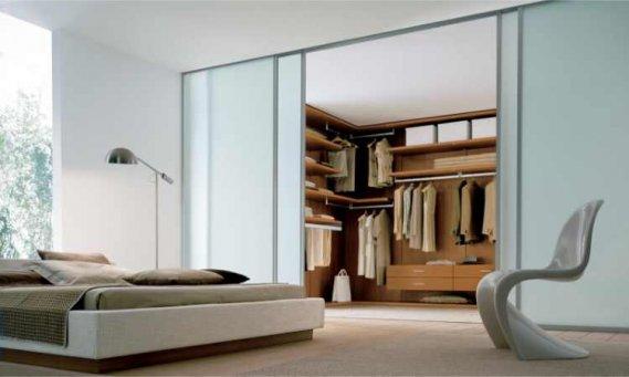 Kıyafet-odası-dekorasyonu Kıyafet Odası Tasarımları