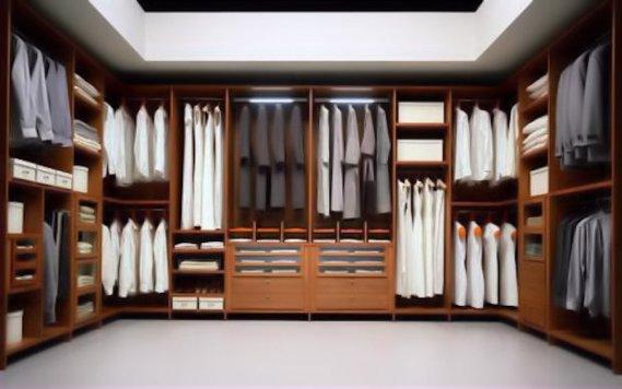 Kıyafet-odası-modelleri Kıyafet Odası Tasarımları