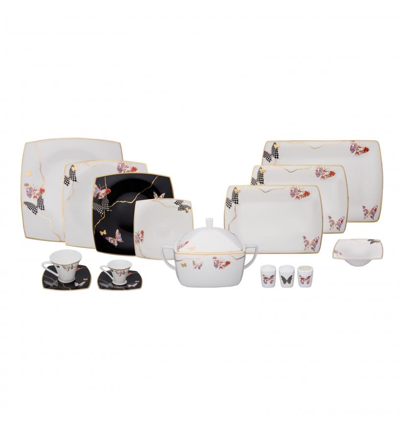 Karaca-Porselen-Yemek-Takımı-Modelleri-7 Karaca Porselen Yemek Takımı Modelleri