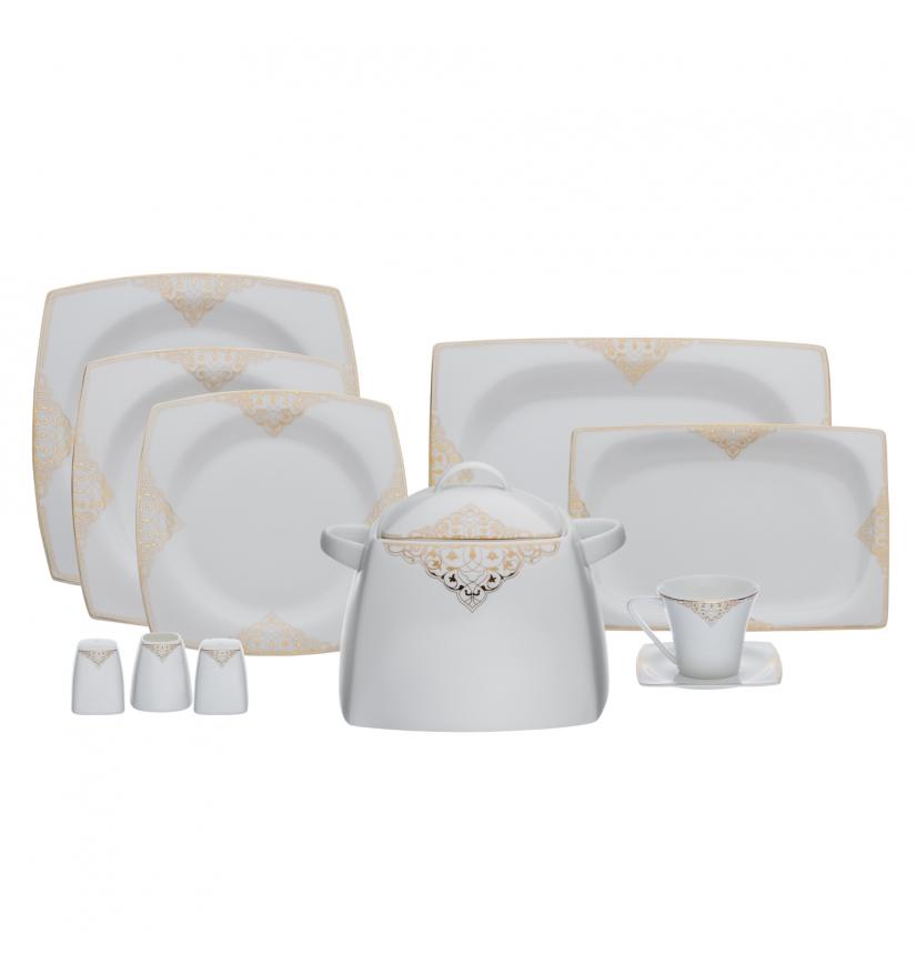 Karaca-Porselen-Yemek-Takımı-Modelleri-gold_magic Karaca Porselen Yemek Takımı Modelleri