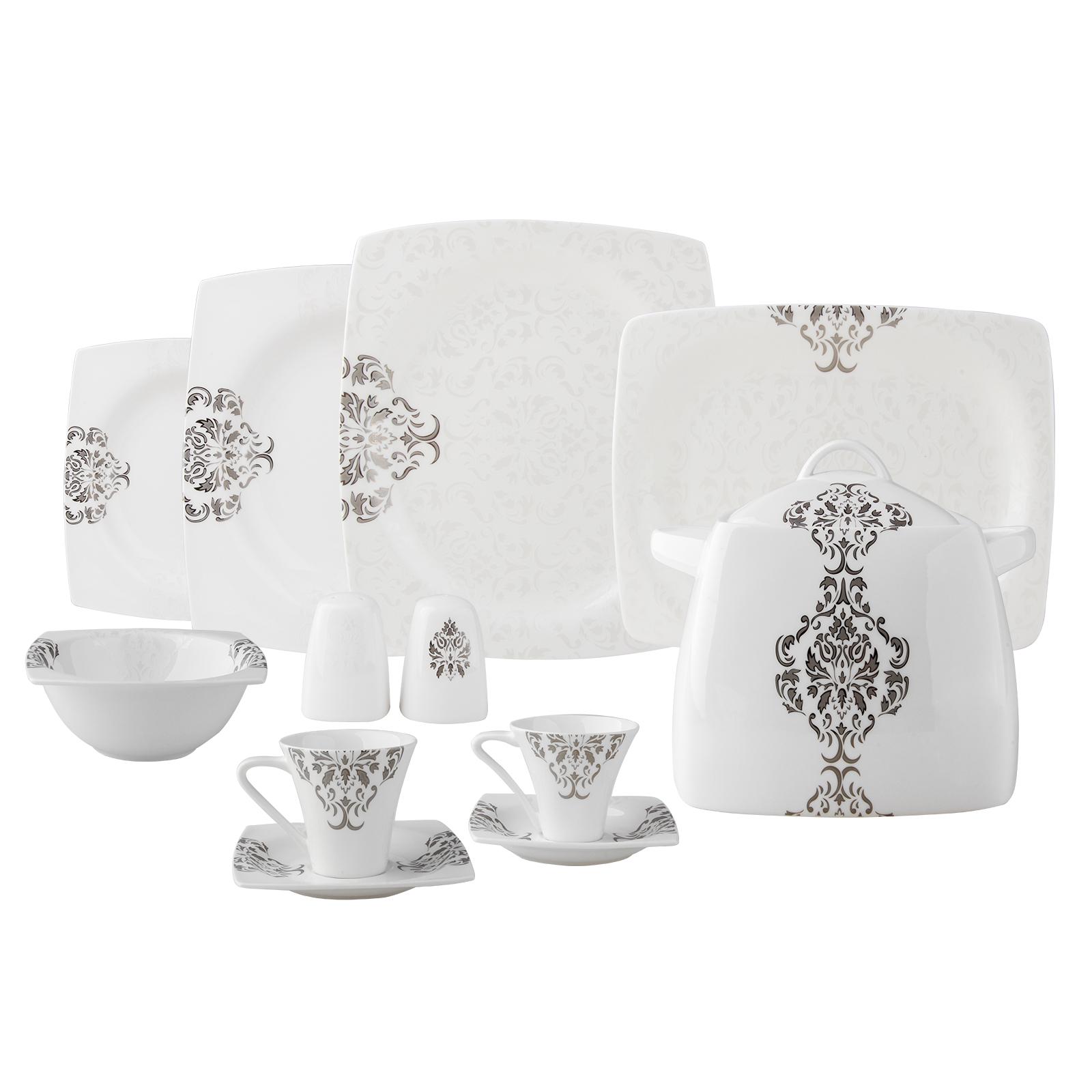 Karaca-Porselen-Yemek-Takımı-Modelleri-milan-ymt-birlesik Karaca Porselen Yemek Takımı Modelleri