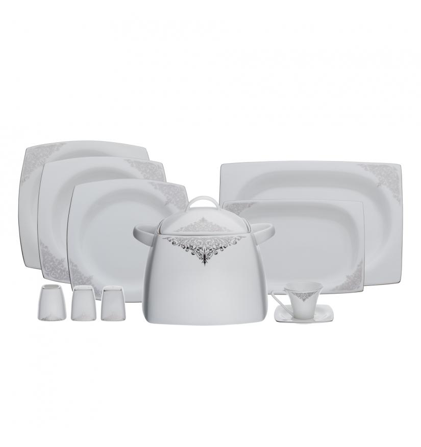 Karaca-Porselen-Yemek-Takımı-Modelleri-sufi- Karaca Porselen Yemek Takımı Modelleri