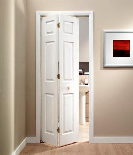 Katlanır-Beyaz-Oda-Kapısı Katlanır Kapı Modelleri