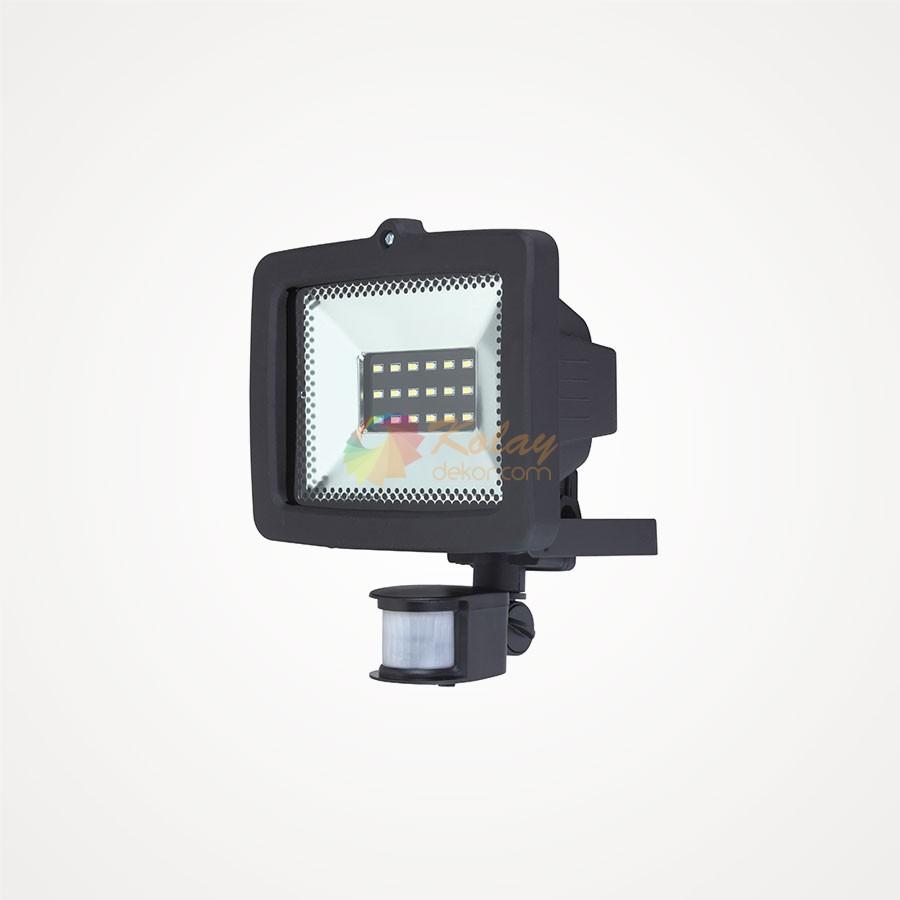Koctas-Bahce-Aydinlatma-Modelleri-19-Blooma-Sensorlu-Led-Projektor-L0202BA-B Koçtaş Bahçe Aydınlatma Modelleri