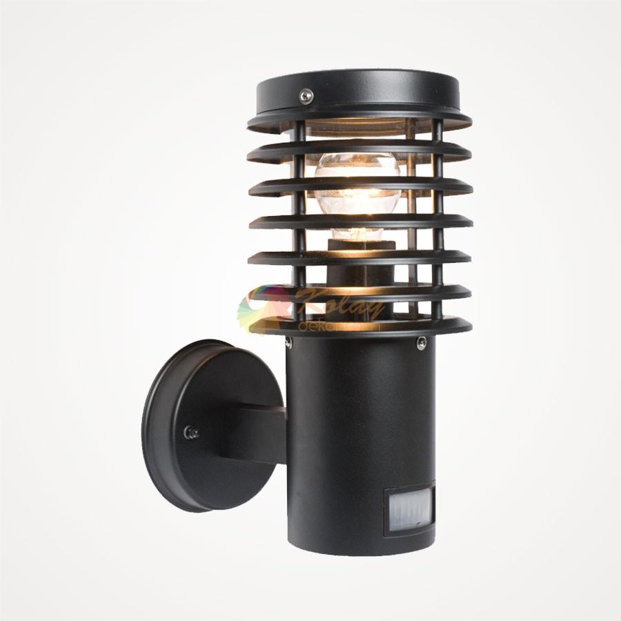 Koctas-Bahce-Aydinlatma-Modelleri-33-Clipper-Sensorlu-Aplik-Siyah Koçtaş Bahçe Aydınlatma Modelleri