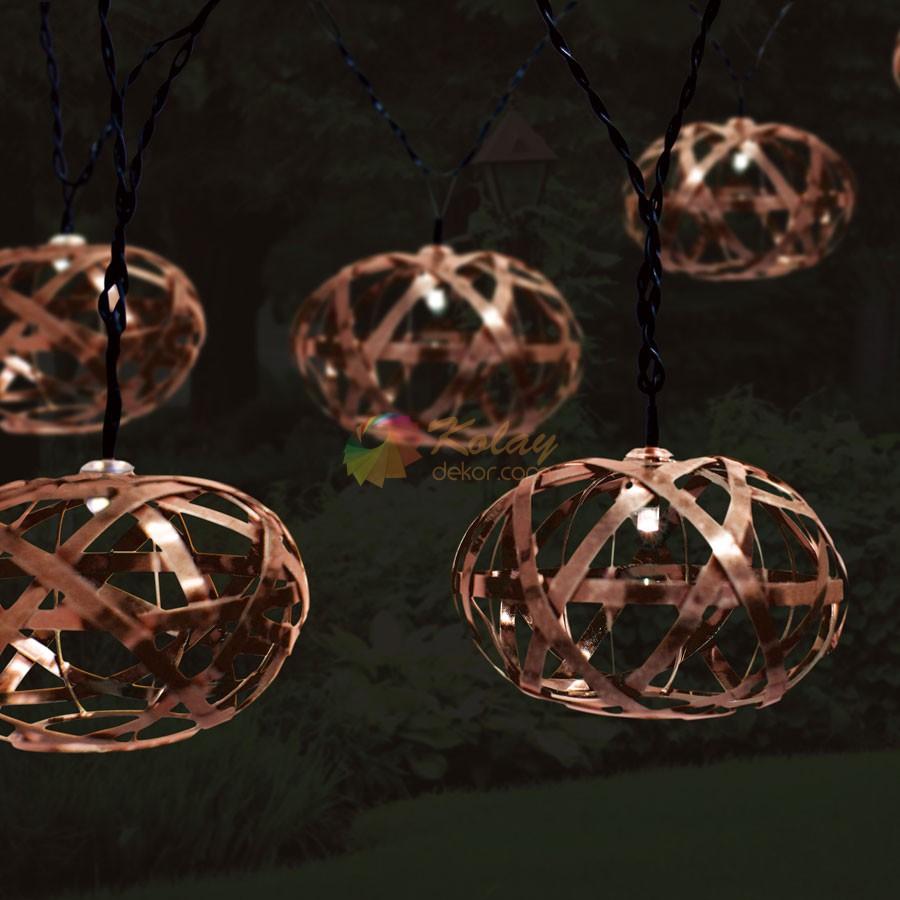 Koctas-Bahce-Aydinlatma-Modelleri-42-Rosaline-Isik-Zinciri Koçtaş Bahçe Aydınlatma Modelleri