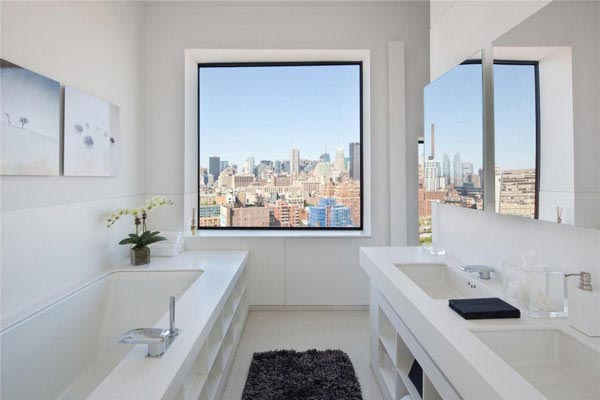 Lüks-Küvet-Modelleri-decoration-Penthouse-de-luxe-salle-de-bain Lüks Küvet Modelleri