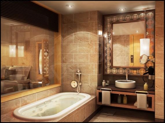 Lüks-Küvet-Modelleri-luks-banyo-dekorasyonlari-1 Lüks Küvet Modelleri