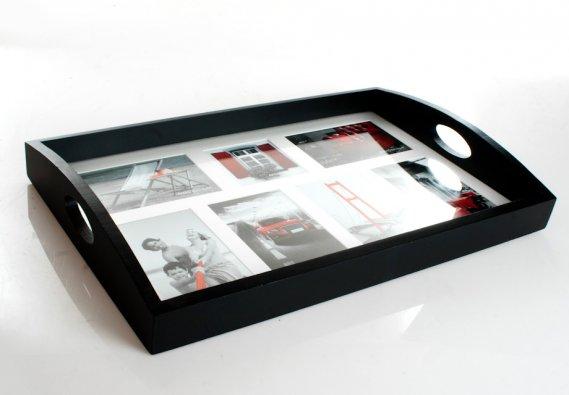 Limbo-Oval-Tutma-Yerli-Çerçeveli-Tepsi Limbo Resimli Tepsi Modelleri