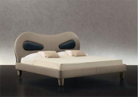 Modern-Deri-Yatak-Başlığı Deri Yatak Başlık Modelleri