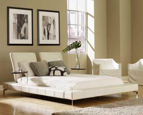 Modern-Japon-Tarzı-Yatak-Odası Japon Tarzı Yatak Odaları