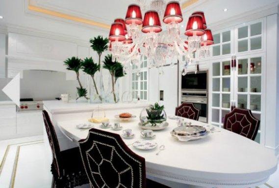 Modern Kervan Yemek Odaları