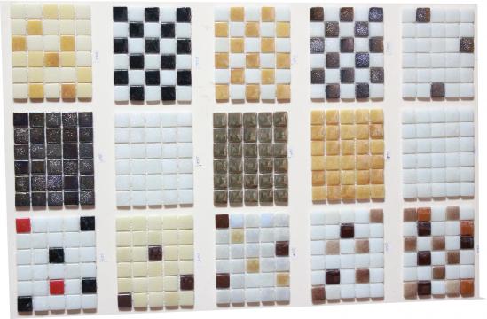 Mutfak-Cam-Mozaik-Çeşitleri Mutfak Cam Mozaik Modelleri