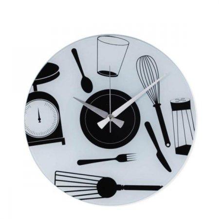 Mutfak-Duvar-Saati Modern Mutfak Saati Modelleri