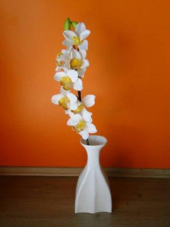 Orkide-Yapma-Çiçek-Modeli Yapma Çiçek Modelleri