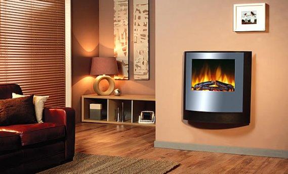 Oval-Elektrikli-Şömine-Fiyatları Dekoratif Elektrikli Şömine Modelleri