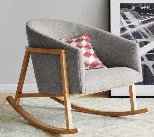 Oval-kumaş-sallanan-koltuk-tasarımı Sallanan Koltuk Modelleri