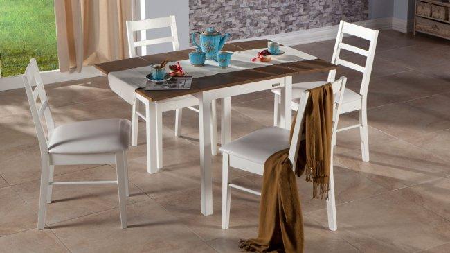 Perla-İstikbal-Mutfak-Masa-Dizaynı İstikbal Mutfak Masası