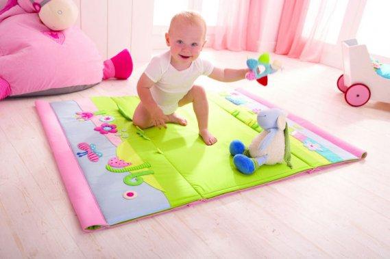 Renkli-Çocuk-Odası-Halısı Çocuk Odası Halı Modelleri
