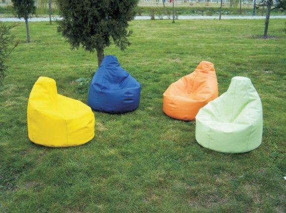 Renkli-Armut-Minder-Modeli Bahçe Minderi Modelleri