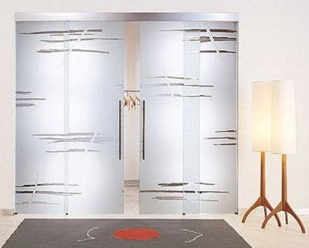 Sürgülü-Cam-Salon-Kapısı Sürgülü Cam Kapı Modelleri