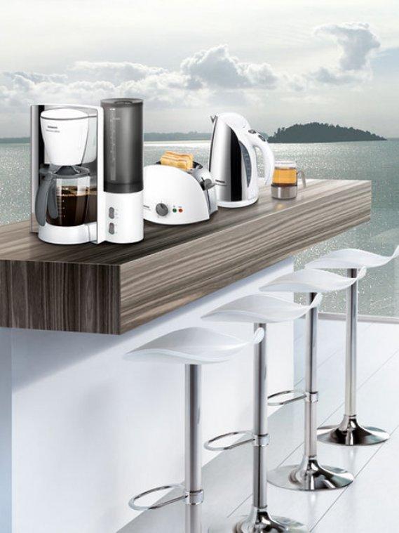 Siemens Bej Kahvaltı Setleri
