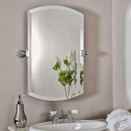 Trend-Modern-Banyo-Ayna-Resimleri Modern Banyo Aynası Tasarımları