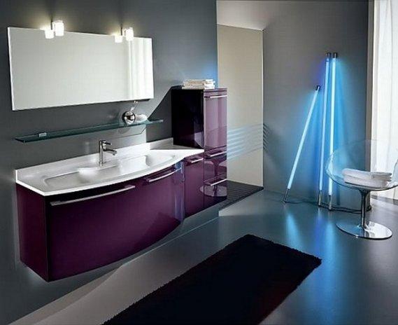 Anakkale seramik banyo fayans kolay dekorasyon - Nice arredo bagno ...