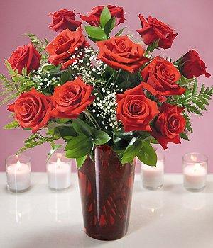 Yapma-Gül-Çiçek-İle-Dekorasyon Yapma Çiçek Modelleri