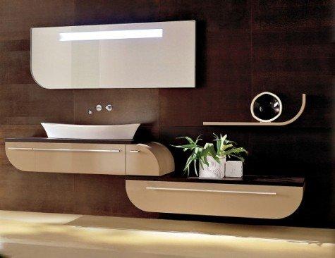 Yeni-Sezon-Modern-Banyo-Aynası Modern Banyo Aynası Tasarımları