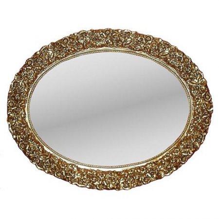 Yuvarlak-Dekoratif-Varak-Ayna-Çeşidi Dekoratif Varak Ayna