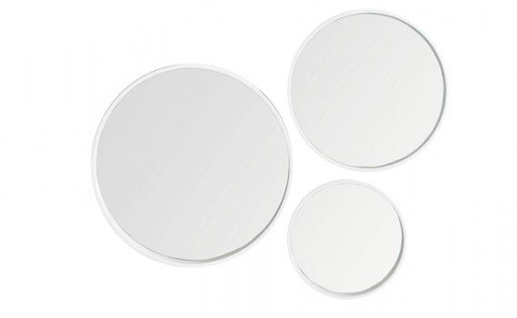 Yuvarlak Kelebek Ayna Modeli