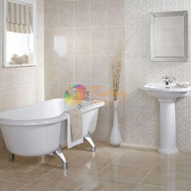 Tiled Bathroom Ideas Pictures: Banyo Icin Renkli Fayans Modelleri 2016