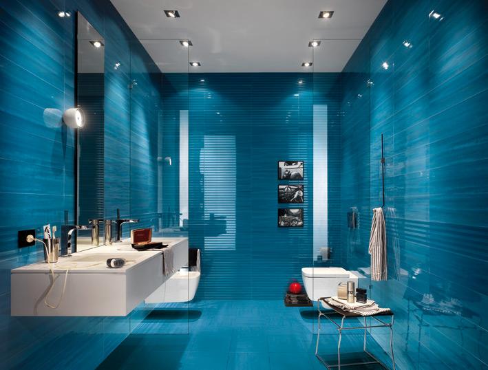 Banyo için Fayans Modelleri