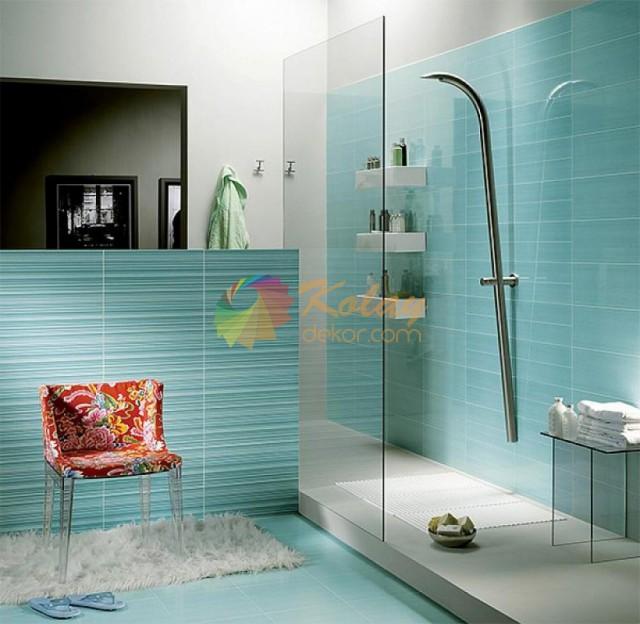 banyo-icin-renkli-fayans-modelleri-2016-kolay-dekor-14 Banyo için Fayans Modelleri