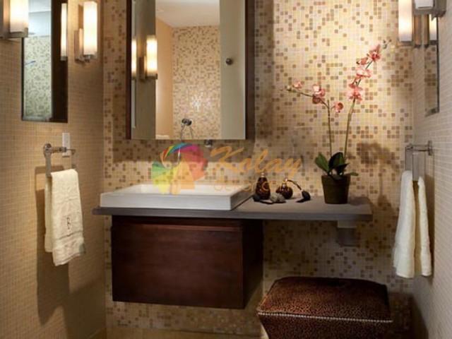 banyo-icin-renkli-fayans-modelleri-2016-kolay-dekor-29 Banyo için Fayans Modelleri