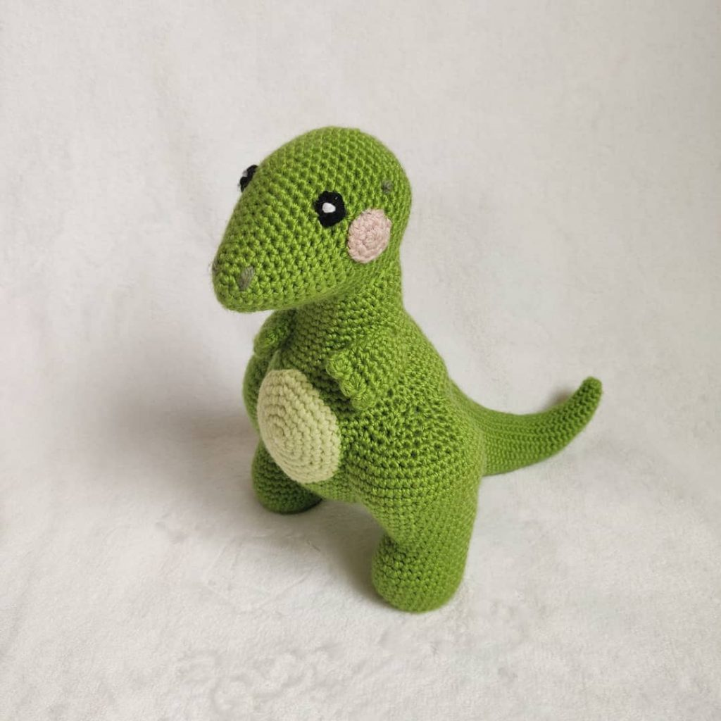 beautiful-2019-amigurumi-crochet-dragon-chico-free-pattern-16 Amigurumi Tığ işi Dragon Chico Ücretsiz Desen