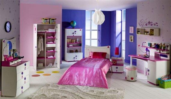 bonita bellona genç odası