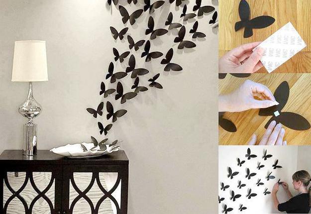bos-duvar-dekorasyonu-fikirleri Boş Duvar Dekorasyonu Nasıl Yapılır